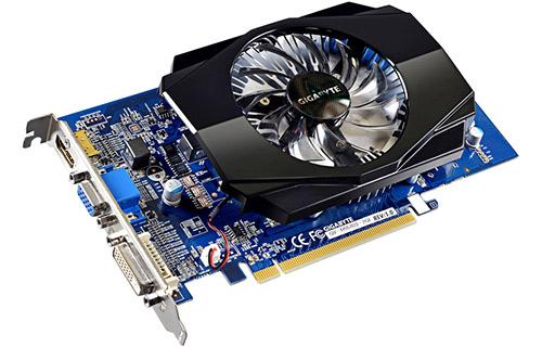 Kết quả hình ảnh cho VGA GIGABYTE HD5570