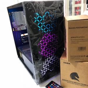 Thùng I5 6500/Ram 8G/ Card GTX1050 2G /SSD 120G/Ổ cứng 500G