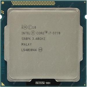 CPU I7 3770k(SK 1155)