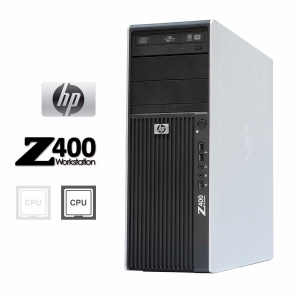 HP WorkStation Z400 CPU X5660