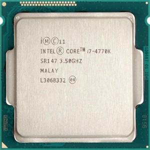 CPU Core I7 4770k(SK 1150)