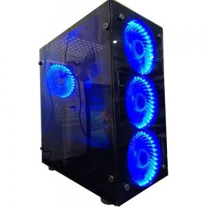 Thùng I5 7500/Ram 8G/ Card GTX1050 2G/ SSD 120G/Ổ cứng 500G