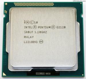 CPU G2120( SK 1155)