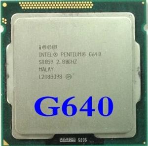 CPU G640( SK 1155)