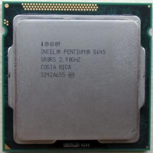 CPU G645( SK 1155)
