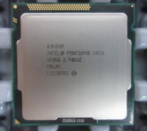 CPU G850( SK 1155)