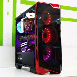 Thùng I5 9400F/Ram 16G/ Card GTX1660 6G/SSD 128G